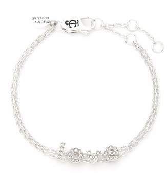 Juicy Couture Love Letters Chain Bracelet