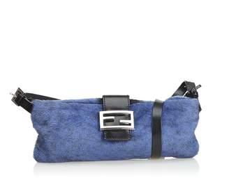 Fendi Vintage Pony Hair Shoulder Bag 29a94654b9419