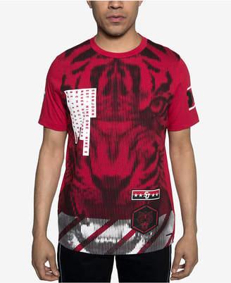 Sean John Mens Road Rage Graphic T-Shirt