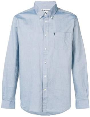 Barbour classic plain shirt