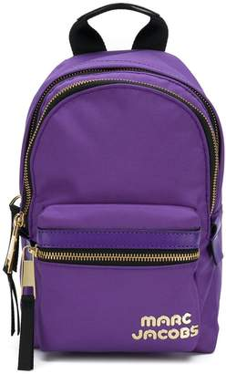Marc Jacobs logo mini backpack