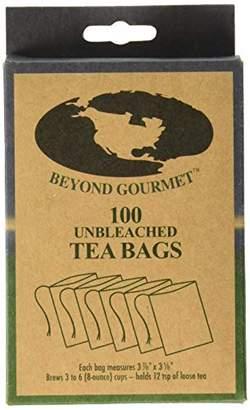 Beyond Gourmet 22023 Disposable Tea Bags Brews 3-6 Cups