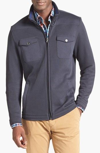 HUGO BOSS 'Pacentro' Cotton Jacket