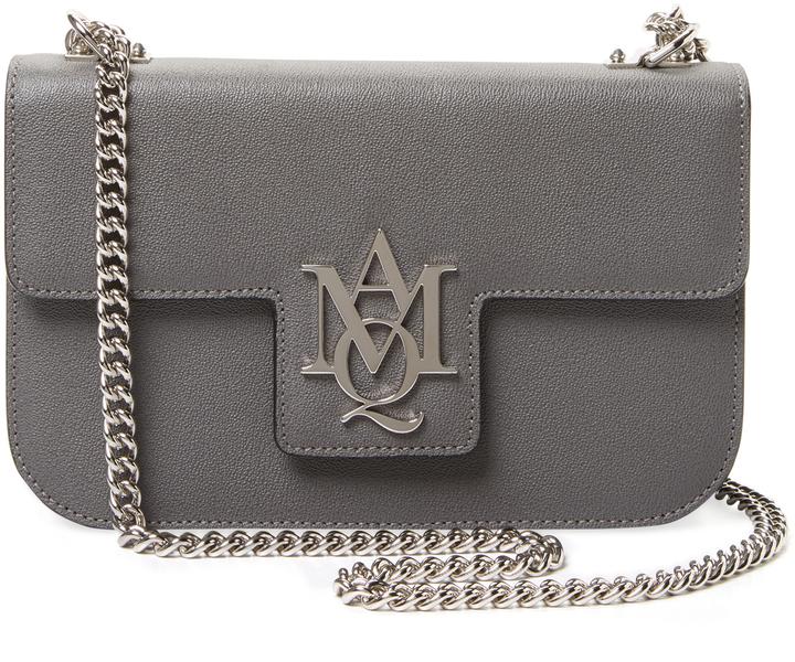 Alexander McQueen Women's Designer Logo Shoulder Bag