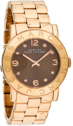Marc by Marc Jacobs Henry Watch $95 thestylecure.com