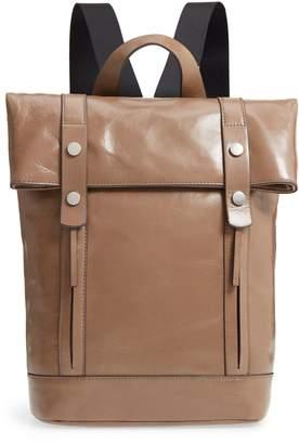 Treasure & Bond Remy Glazed Leather Backpack