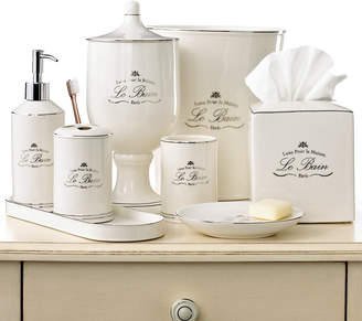 Kassatex Le Bain Fine Porcelain Bath Accessories