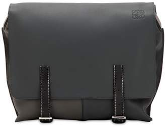Loewe Leather Messenger Bag