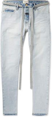Fear Of God Slim-Fit Denim Jeans - Men - Blue