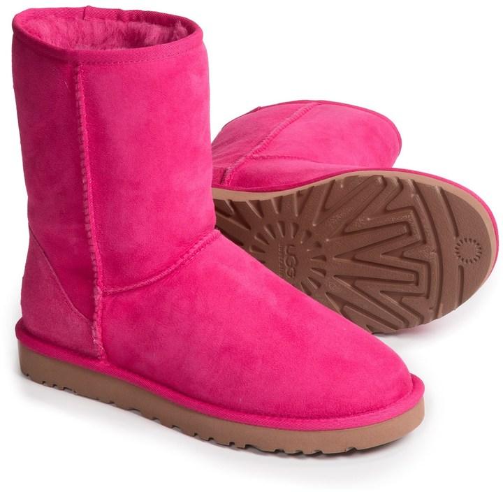 UGGUGG® Australia Classic Short Boots - Sheepskin (For Women)