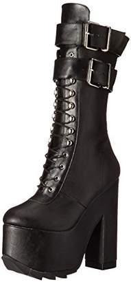 Demonia Women's Cra202/Bvl Boot