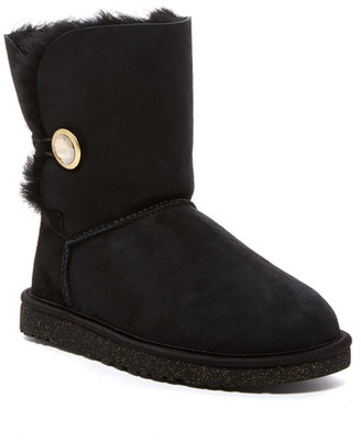UGG Australia Bailey Button Ornate Genuine Shearling Lining Boot $199.95 thestylecure.com