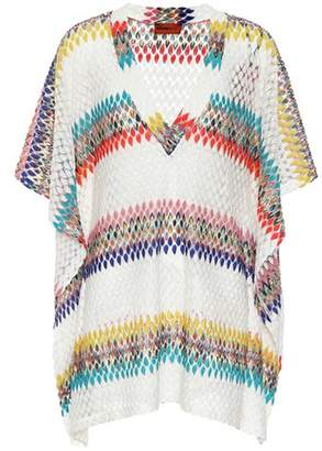 Missoni Mare Crochet cover-up