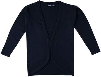 Chaps Girls 7-16 School Uniform Cocoon Sweater