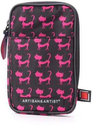 Artisan & Artist (アルティザン アンド アーティスト) - アルティザンアンドアーティスト ARTISAN&ARTIST コスメポーチ907型