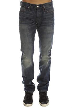 3x1 M4 5 Pkt Selvedge Vestry Jean