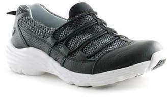 Nurse Mates Leather Slip-On Shoes