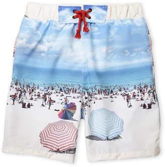 Sovereign Code Boys 8-20) Beach Day Board Shorts
