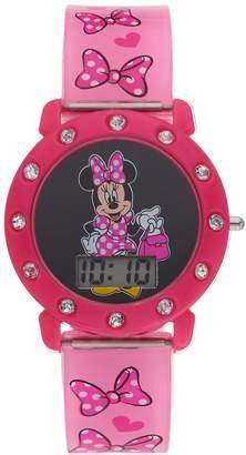 Disney's Minnie Mouse Kids' Digital Watch