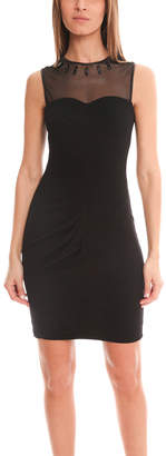 Yigal Azrouel Crepe Jersey Dress