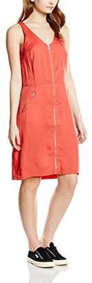 Calvin Klein Jeans Women's Riani Dress S/s Pencil Sleeveless Dress - red - 8