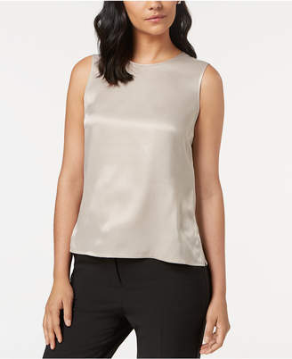 Kasper Sleeveless Shell, Regular & Petite