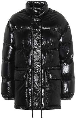 RED Valentino Nylon quilted down coat