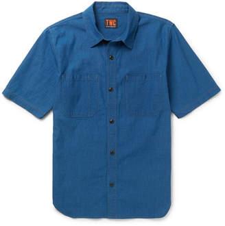 The Workers Club Denim Shirt