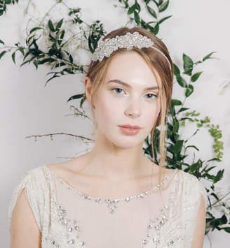Carlisle Debbie Vintage Brooch Diamante Wedding Headband