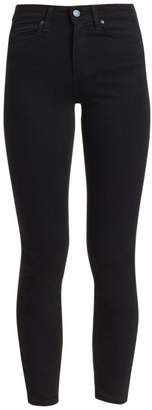 Paige Margot High-Rise Cropped Ultra Skinny Jeans