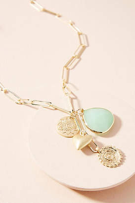 Anthropologie Aisla Chain Necklace