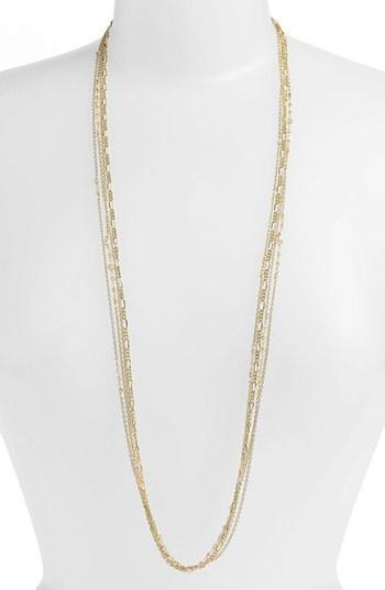 Nunu Designs Multistrand Necklace