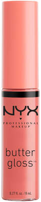 NYX Butter Gloss (Various Shades) - Apple Strudel