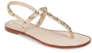 Lilly Pulitzer Lily Pulitzer® Rita T-Strap Sandal