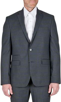 Kenneth Cole Reaction Subtle Plaid Suit Jacket