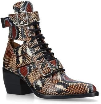 Chloé Rylee Boots 60