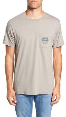 Patagonia Fitz Roy Hex Pocket T-Shirt