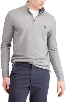 Chaps Big & Tall Regular-Fit Stretch Quarter-Zip Pullover