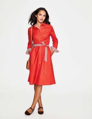 Boden Posy Shirt Dress