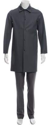 Stutterheim Rubberized Raincoat