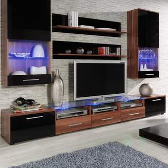Orren Ellis Maulik Entertainment Center for TVs up to 55""