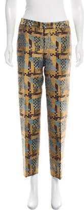 Dsquared2 Tailored Pattern Pants $95 thestylecure.com