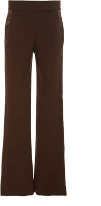 SOONIL Laurent Silk Tuxedo Trousers
