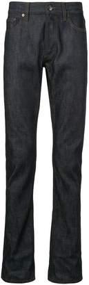 Burberry contrast rear patch pocket jeans