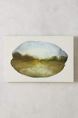 Isabella Collection Burton Scenic Droplet Wall Art
