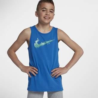 Nike Dri-FIT Big Kids' (Boys') Tank