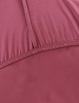 Marks and Spencer Non-Iron Pure Egyptian Cotton Deep Fitted Sheet