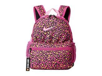 ef406004f3709 Nike Brasilia Just Do It Mini All Over Print Backpack (Little Kids Big Kids