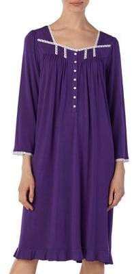 Eileen West Classic Cotton Nightgown