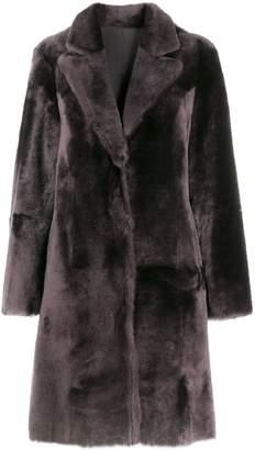 Arma reversible sheepskin coat
